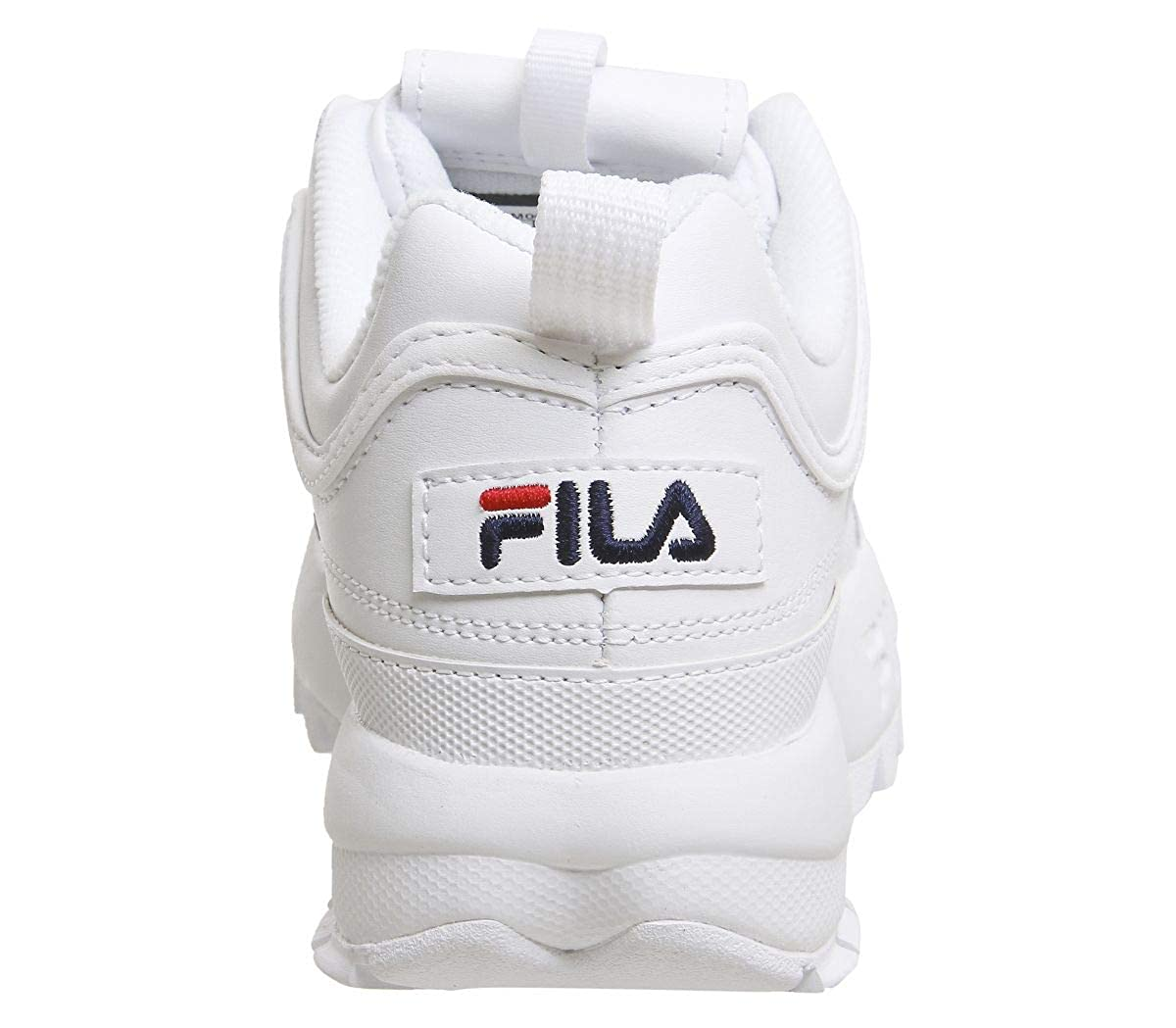 Ii Disruptor Fila BasketChaussures Femmes Blanc Premium 0Onw8Pk