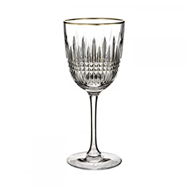Lismore Diamond Goblet Glass
