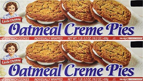 Little Debbie Oatmeal Creme