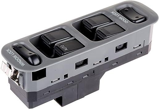 CHEVROLET SILVERADO Power Window Control Switch Relay MASTER LH DRIVER 00 01 02