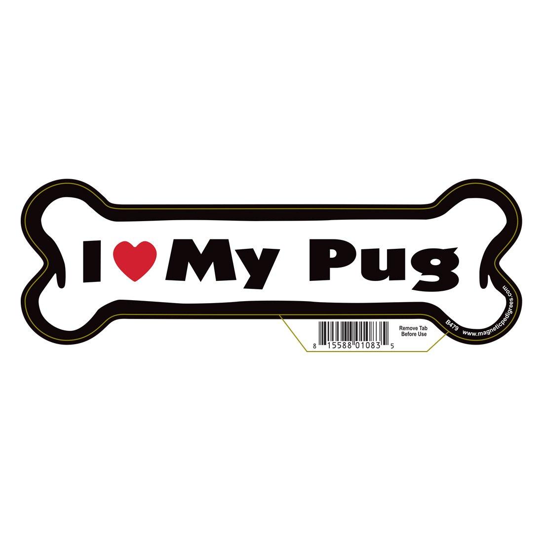 """7"""" Dog Bone Magnet - Works Great on"""