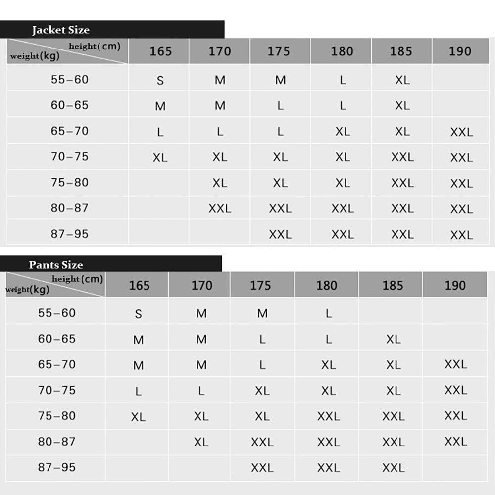 CXJC Tuta da Sci da Uomo Giacca da SciPantaloni SciPantaloni SciPantaloni da Sci Antivento per Impermeabile Traspiranti Termica Inverno da Snowboard Giacca da Alpinismo Tute da Neve,B-XXLB07LGZ1SJ2Large C | In Linea Outlet Store  | Qualità E Quantità Garantita  | Di Alta Qualità 8b22b2