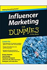 Influencer Marketing For Dummies (English Edition) Edición Kindle
