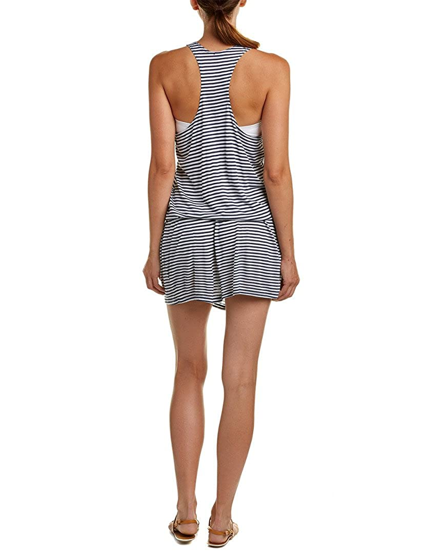 6990cfd2d8d Amazon.com  Splendid Womens Malibu Stripe Dress Cover-Up  Clothing