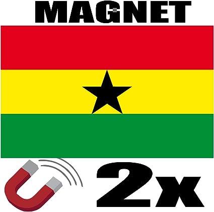 2 x FRANCE Drapeau Magnet 6x3 cm Aimant déco FRANCE magnétique frigo