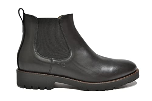 NERO GIARDINI Polacchini beatles nero 9282 scarpe donna mod. A719282D
