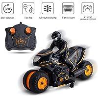 FOONEE Stunt Motorcycles, 2.4 GHz Mando a Distancia