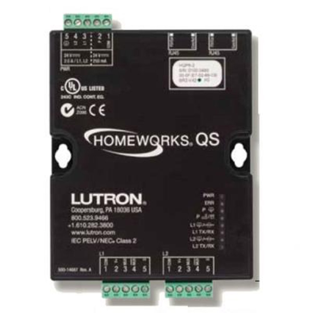 HomeWorks QS by Lutron Connect Bridge