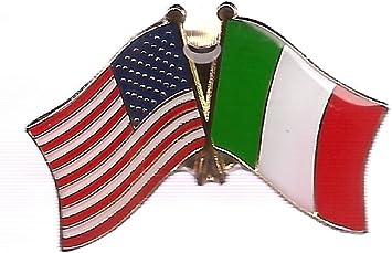 Italy Flag Striped Italian Novely Trouser Braces Suspenders