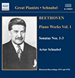 Beethoven - Piano Works, Vol 1