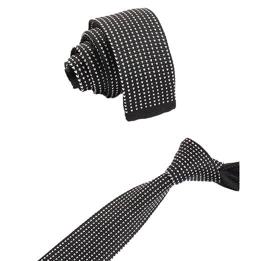 Westeng 1X Corbatas de Hombre Moda Popular Corbata de microfibra ...