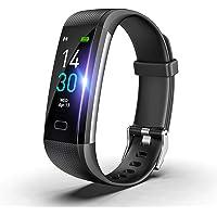 SLuB Fitness Tracker, inteligentna opaska na rękę, inteligentny zegarek z funkcją pomiaru tętna i ciśnienia krwi…