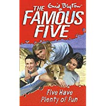 Five Have Plenty Of Fun: Book 14 (Famous Five)