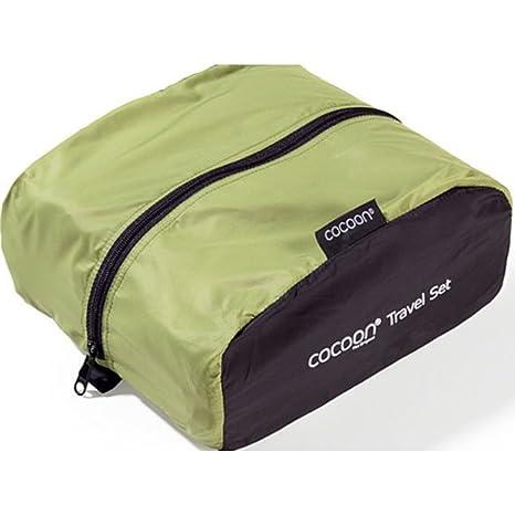 Amazon.com: Cocoon 6 piezas Set de viaje con almohada ...
