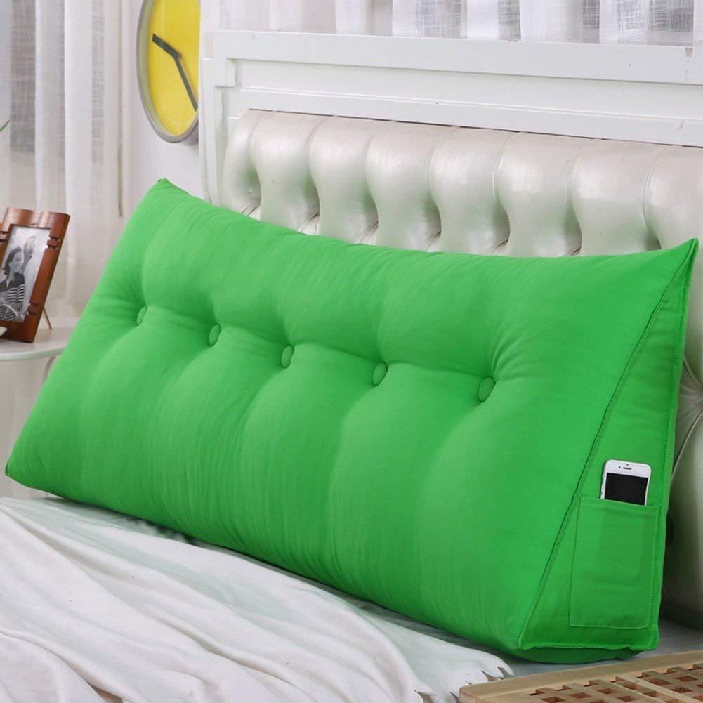 【コンビニ受取対応商品】 ヘッドボードベッドサイドクッションパッドカバートライアングルベッドウェッジ背もたれ腰パッド寝室洗える4色、8サイズ ぶらうん, (色 : ブラウン 緑 ぶらうん, サイズ さいず さいず : 120x50x20cm) B07R8PBTFV 150x50x20cm|緑 緑 150x50x20cm, STUDIO STEEL:20fd59a4 --- mail01.ecomustangtreks.com