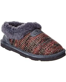 Linen BEARPAW Women/'s Trista Slipper Size 5.0