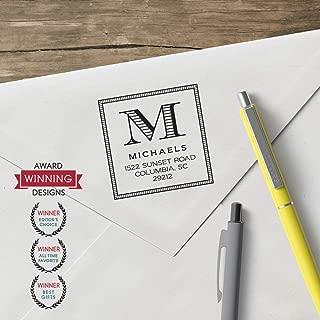 product image for World'S Favorite Custom Address Stamp –Three Designing Women - Michaels Custom Address Stamp (CS3602 Design Clip Only)