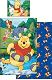 Disney Winnie the Pooh Children's Bedding 90x140 cm and 40x55 cm New and Sealed