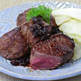 Cervena Venison Strip Loin Full - 4 lbs