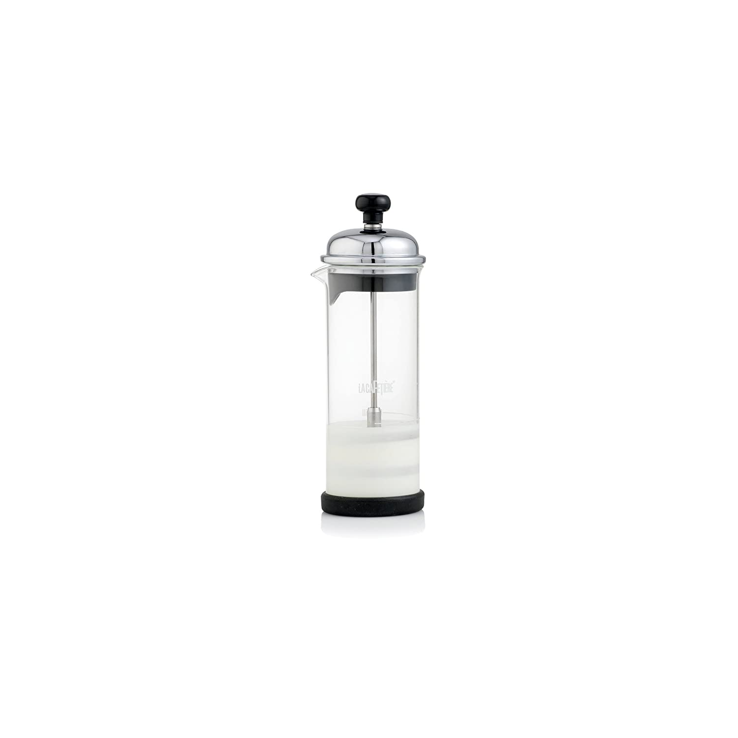 La Cafetiere Classic Milk Frother, 150mm, Clear 5170155