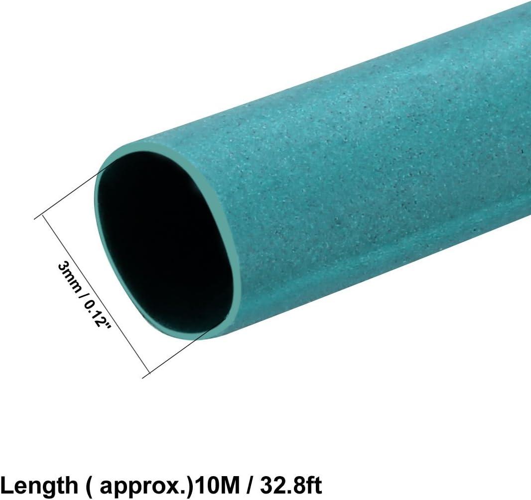Tube Thermor/étractables 2 1 Tubes Isolation /électrique Blanc 18mm Dia Long 5m