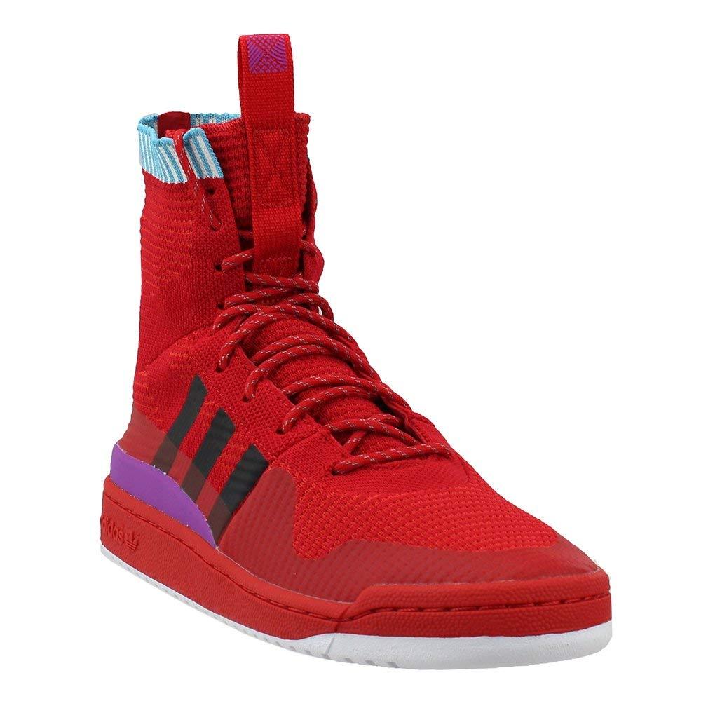 Adidas Adidas Forum Winter PK Schuhe rot | Herren|Damen Hohe