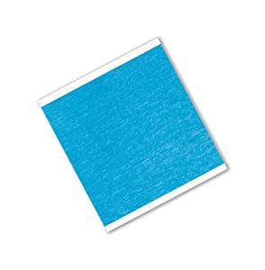 "TapeCase 3M 2090 12"" X 12"" Sheets - 6 Pack 2090 3D Printer Sheets, 12"" Wide, 12"" Length, Blue (Pack of 6)"