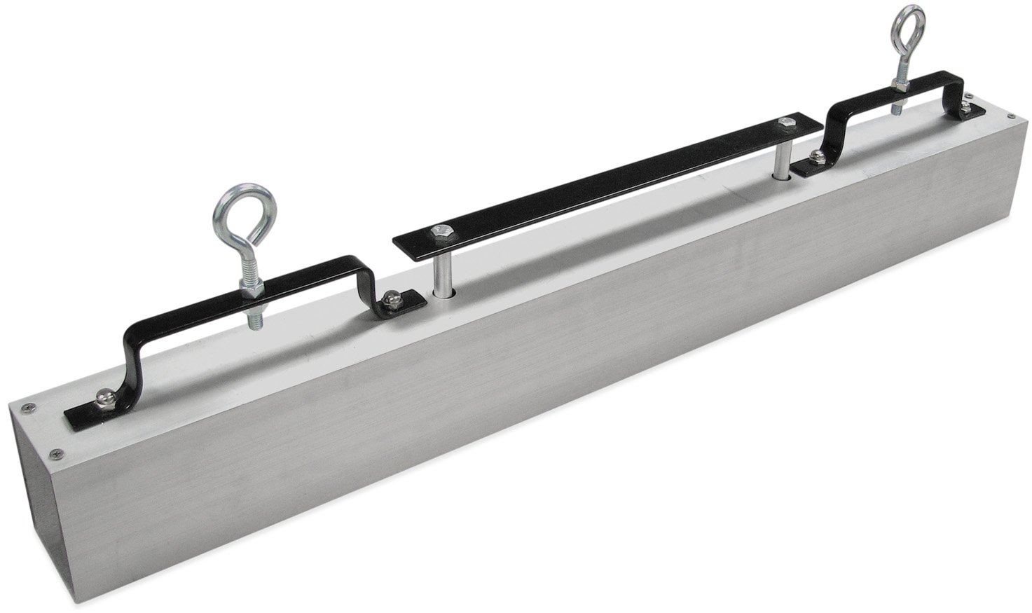 Magnetic Sweeper Hang-Type for Forklift Truck, 36'' Sweeping Width and Quick Release, 1 each