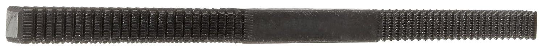 Thread Restoring Extra Fine//Extra Coarse Bolt Square Thread Teeth Nicholson Hand File 8-3//8 Length