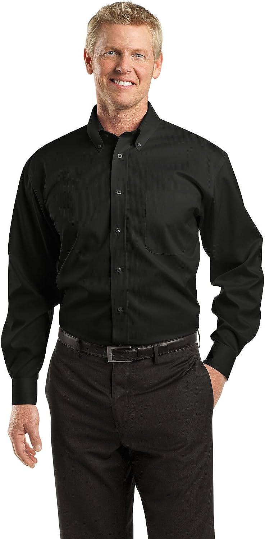 Red House Dobby - Camisa de plumón sin plancha Negro Negro (X-Large: Amazon.es: Ropa y accesorios