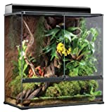 Exo Terra High Glass Terrarium, 36 by 18 by 36-Inch