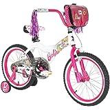 "Barbie Dynacraft Bike, White, 18"""