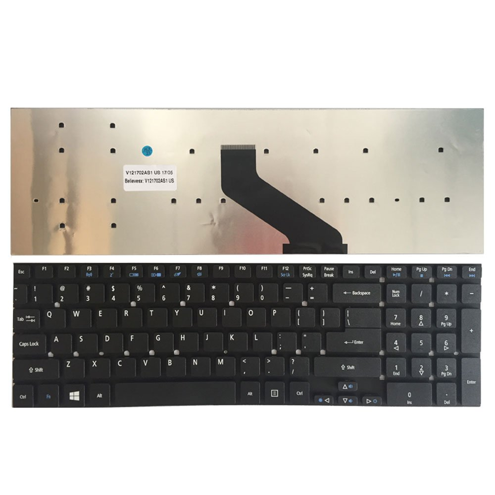 New Laptop Replacement Keyboard For Acer TravelMate P255-M P255-MG P273-M P273-MG PK130N41A00 MP-10K33U4-6981W US Layout