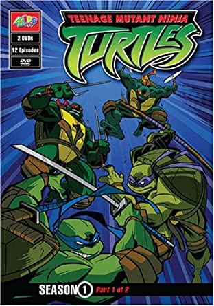 Amazon.com: Teenage Mutant Ninja Turtles: Season 1, Part One ...