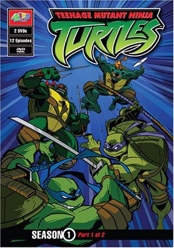 Teenage Mutant Ninja Turtles: Season 1, Part One ()