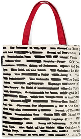 Quote Tote Banned Books Bag