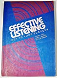 Effective Listening, Lyman K. Steil, 0201164256
