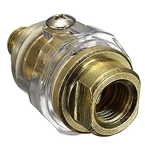 und Fettvorrichtung Pixnor Werkzeug-Schmier Gold