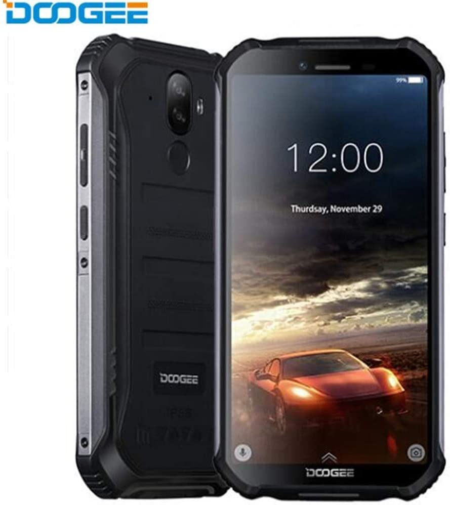 DOOGEE S40 - IP68 / IP69K Smartphone Robusto Impermeable Android ...