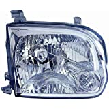 Depo 312-1194R-AS Toyota Tundra/Sequoia Passenger Side Replacement Headlight Assembly