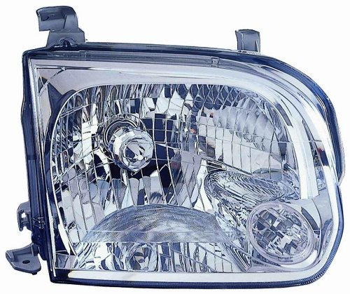 yota Tundra/Sequoia Passenger Side Replacement Headlight Assembly ()