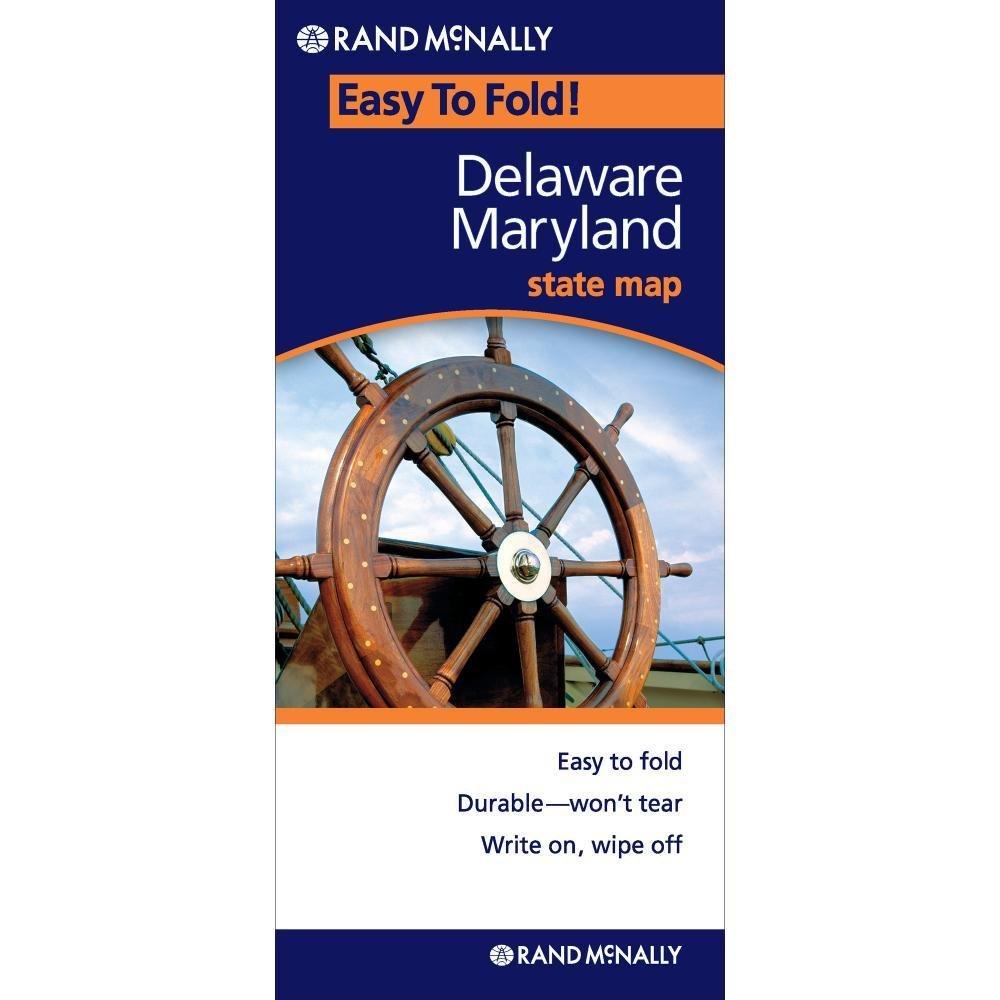 Rand McNally Delaware EasyFinder Easyfinder
