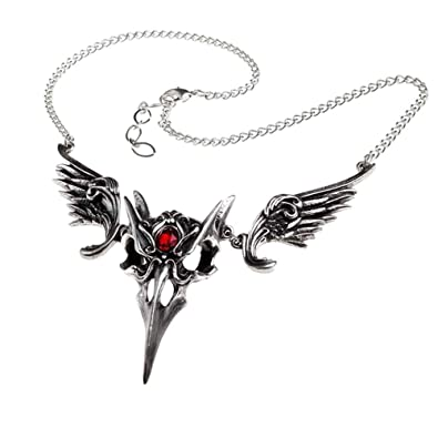 Amazon alchemy gothic masque of the black rose pewter pendant alchemy gothic masque of the black rose pewter pendant necklace aloadofball