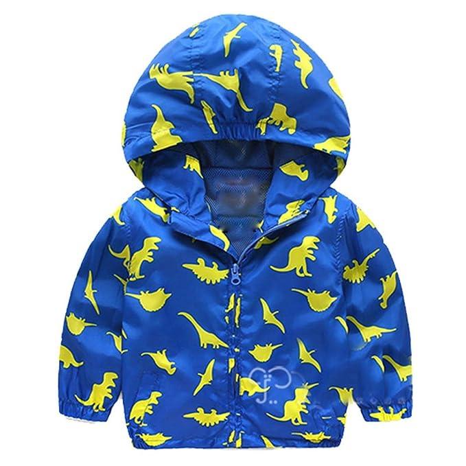 Amazon.com: konfa bebé niños niñas Geometría/Dinosaurio ...
