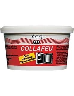 GEB GEB125211 Collafeu - Cola refractaria (300 g), transparente
