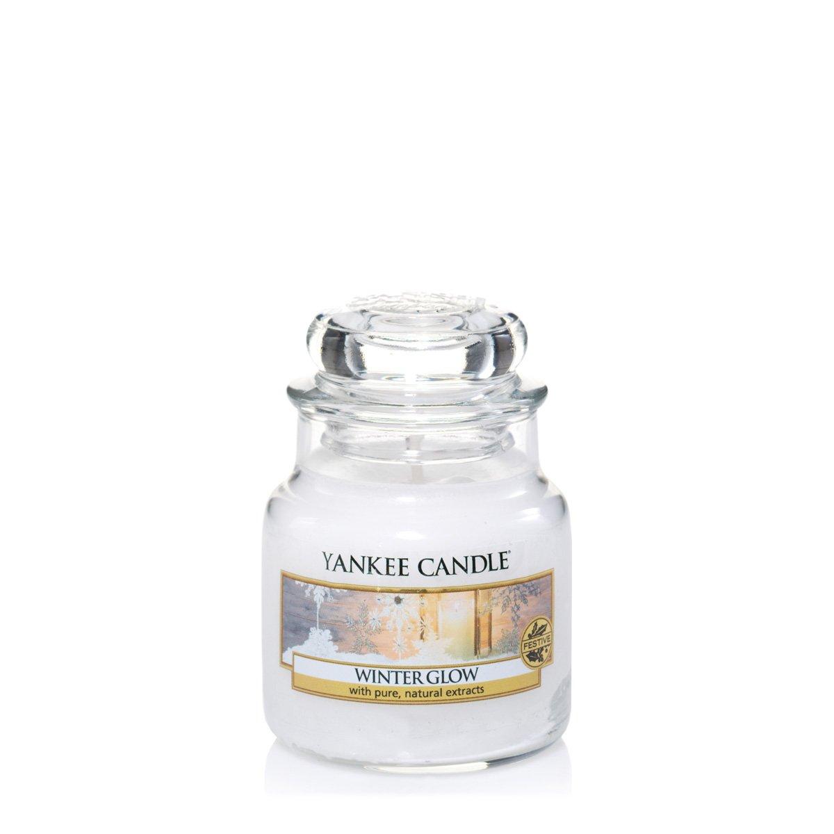 YANKEE CANDLE Bougie Petite Jarre, «Lueur hivernale» 1342539E