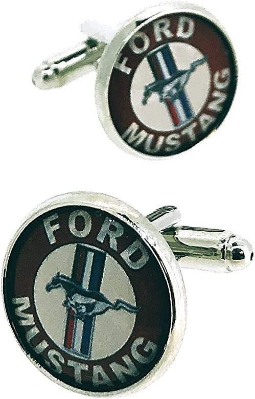 Ford Mustang Cufflinks