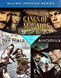 Gangs of New York/New World/Appaloosa (Blu-ray) (Boxset)