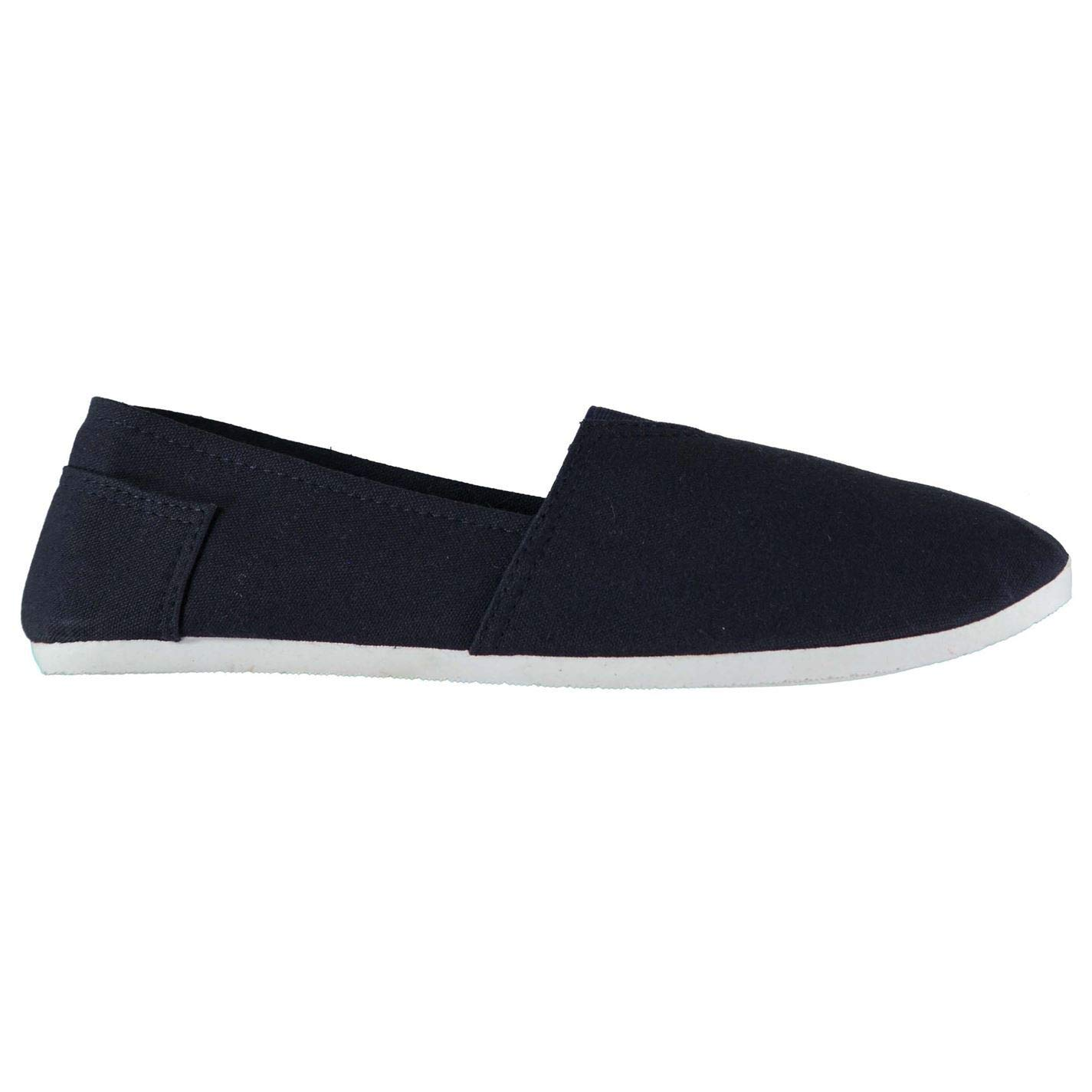 b23d7b64e20bd9 Amazon.com | Slazenger SAMS Canvas Shoes Mens Footwear Trainers Sneakers |  Fashion Sneakers