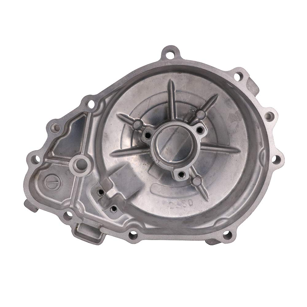 AnXin Moto Stator Carter Cache Manivelle Couvercle CNC pour Kawasaki ZX6R 1995-1997 1996